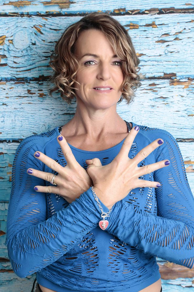 Creative Yoga - Return to Nature with Liz Lark