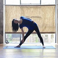 Hatha Vinyasa Flow Yoga: Body, Mind, Breath Coordination with Yuri